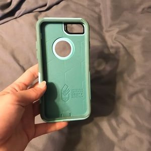 Blue IPhone 5 Otterbox Commuter Case